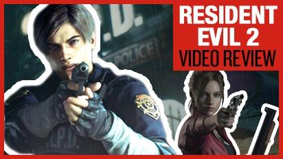 Resident Evil 2 - Videoreview