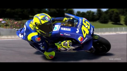 MotoGP 19 - Announcement Trailer
