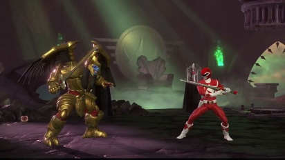 Power Rangers: Battle for the Grid - Gameplay Trailer