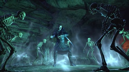The Elder Scrolls Online: Elsweyr - Become The Necromancer Trailer