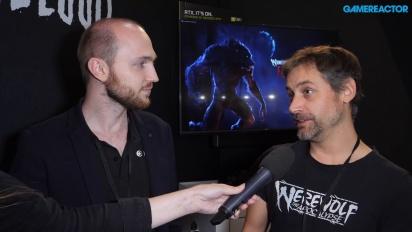 Werewolf: The Apocalypse - Earthblood - Julien Desourteaux & Raphaël Isnard Interview
