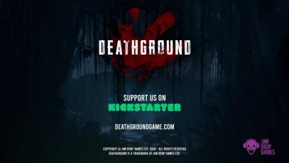 Deathground - Gameplay Teaser