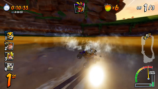 Crash Cove 1:22:36